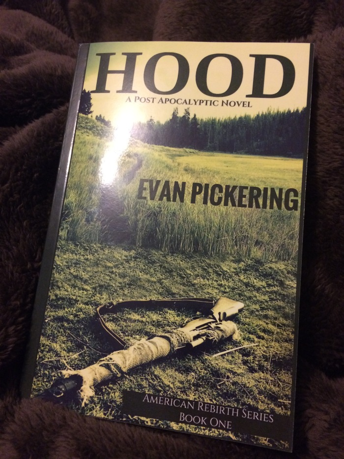 HOOD is real. Paperback launch detected.